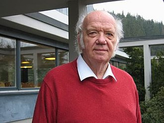 """Peter Roquette - Peter Roquette at Workshop """"The Arithmetic of Fields"""" in Oberwolfach, 2006"""