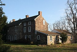 Peter Taylor Farmhouse, PA 01.JPG