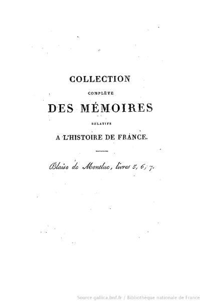 File:Petitot - Collection complète des mémoires relatifs à l'histoire de France, 1re série, tome 22.djvu