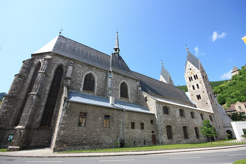 Plik:Pfarrkirche Friesach.JPG