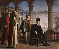 Philip II (1527-98) presiding at an auto-da-fé A.jpg