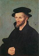 Philipp Melanchthon -  Bild