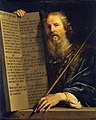 Philippe de Champaigne - Moses with the Ten Commandments - WGA04717.jpg