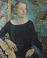 Philpot, Glyn Warren; The Honourable Ruth Cable (c.1898-1949), Lady Benthall; National Trust, Benthall Hall.jpg