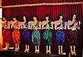 Phnom Penh.- Costumes royaux du Royal Palace .jpg