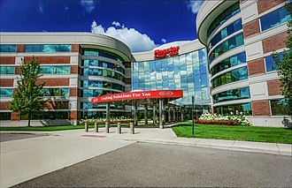 Flagstar Bank - Flagstar Bank Headquarters, Troy, Michigan