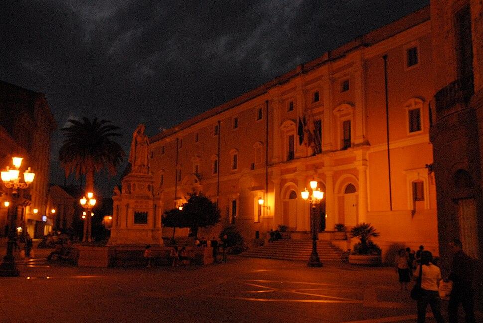 Piazza Eleonora Oristano 0359