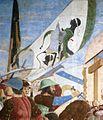 Piero della Francesca - 8. Battle between Heraclius and Chosroes (detail) - WGA17566.jpg