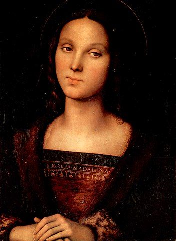 Pietro Perugino [Public domain or Public domain], via Wikimedia Commons