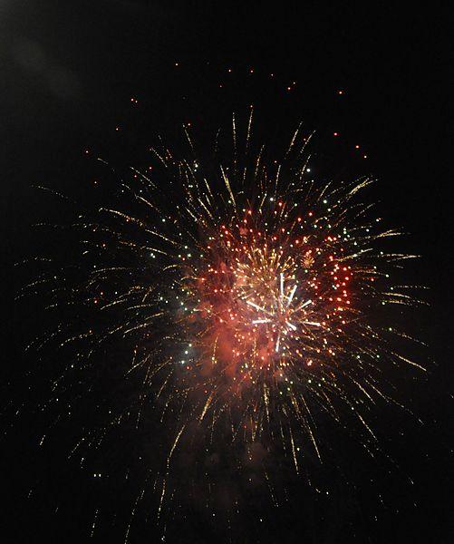 זיקוקים ביום העצמאות