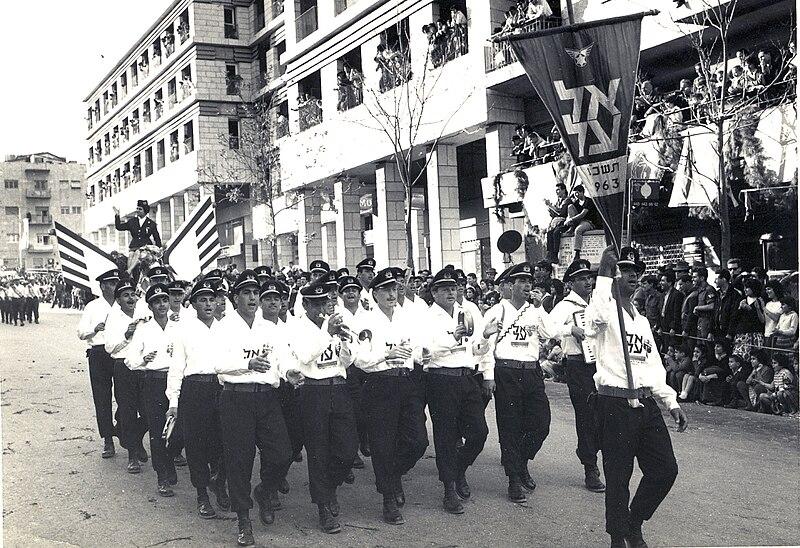 קבוצת אל-על, צעדת ארבעת הימים 1963