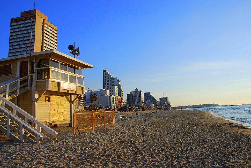 PikiWiki Israel 37365 Tel Aviv beach
