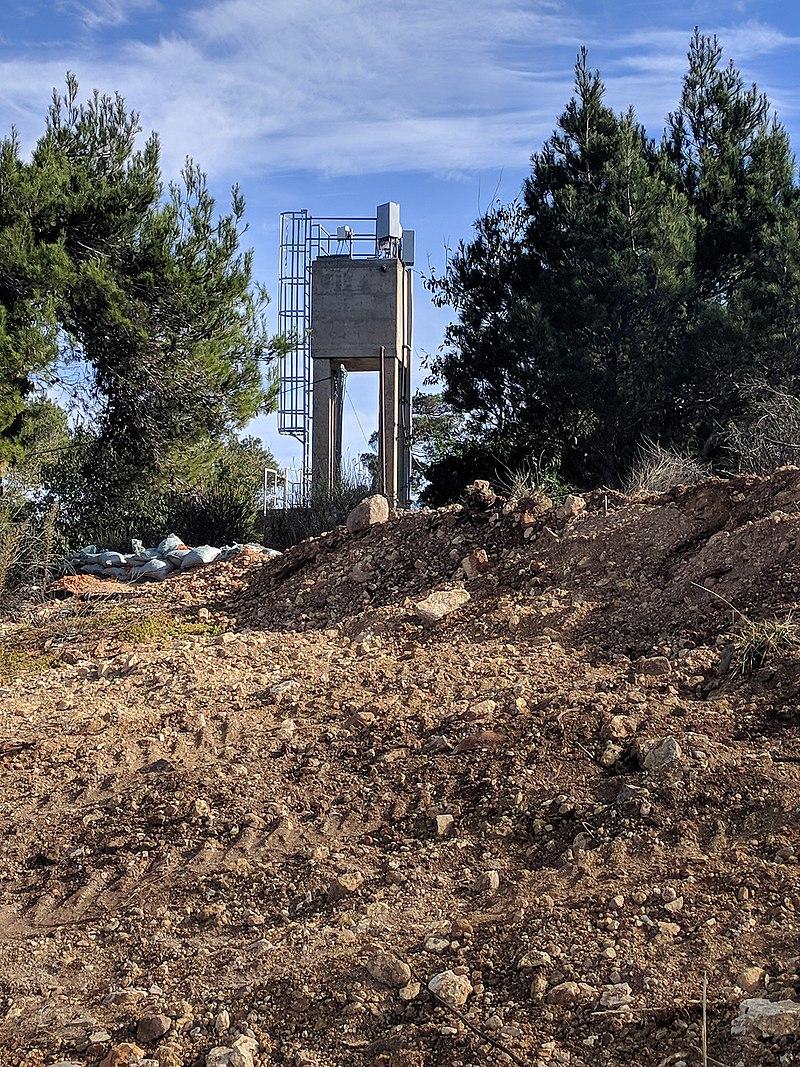 מגדל המים במשגב עם