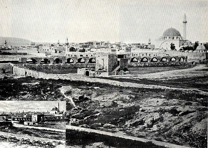העיר עכו 1877