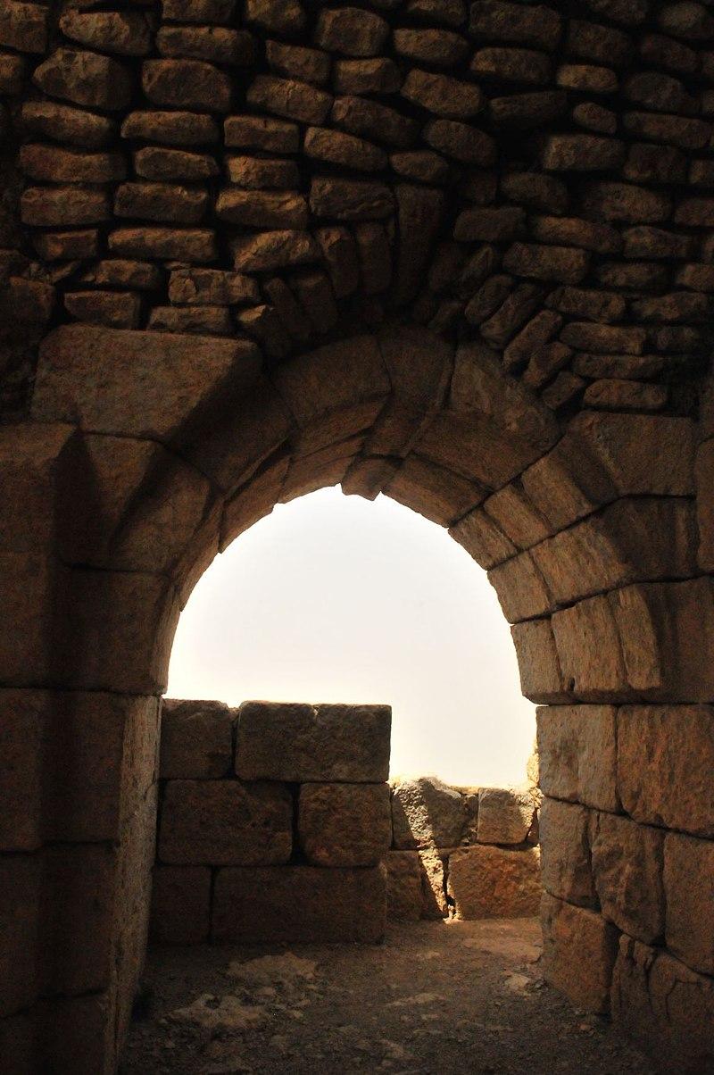 מבצר קלעת נמרוד רמת הגולן