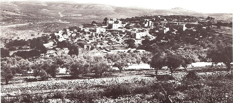 אבו גוש 1890