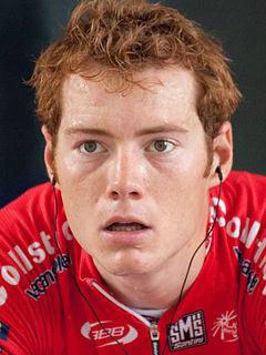 Pim Ligthart Dutch road cyclist
