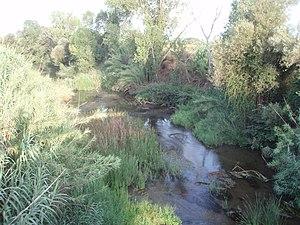 Pineios (Peloponnese) - Image: Pinios River, Peloponnese, Greece 01