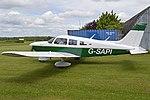 Piper PA28-181 Archer II 'G-SAPI' (27146314856).jpg