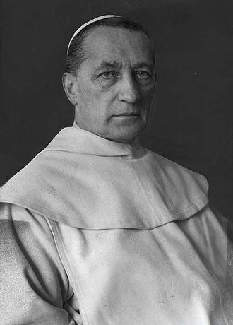 Order of Saint Paul the First Hermit - Father Pius Przeździecki, O.S.P.P.E. - Superior General of the Order (1931-1942).