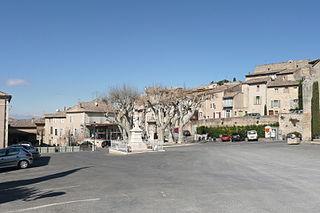Robion Commune in Provence-Alpes-Côte dAzur, France