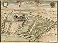 Plan de l'abbaye de Royaumont (Louis Boudan, vers 1700).jpg