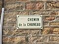 Plaque Chemin Chaneau - Solutré-Pouilly (FR71) - 2021-03-02 - 2.jpg