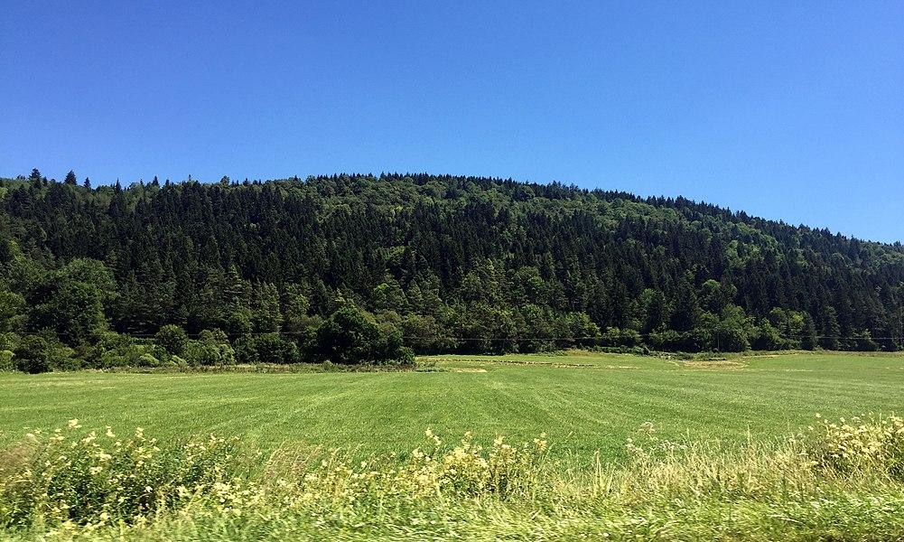 Plateau de Retord.