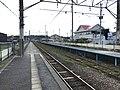 Platform of Dainyu Station 5.jpg
