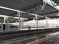 Platform of Hefei South Station 11.jpg