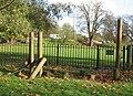 Playground fence - geograph.org.uk - 1079123.jpg