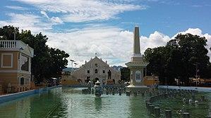 Vigan - Plaza Salcedo and Vigan Cathedral