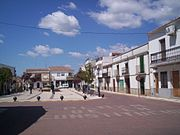 Plaza de la Constitución de Chillón (Ciudad Real)