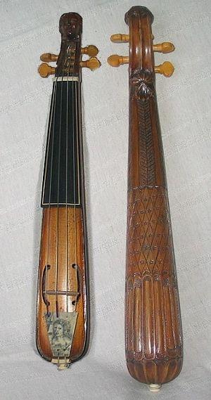 Kit violin - Image: Pochette