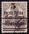 Pocztapolska5pf1919.jpg