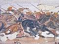 Pompeï.- La maison du Faune « Combat entre les Grecs et les Perses ».jpg