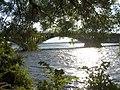 Pont Viau, Montréal,Québec,Canada, Sur la rivière des Prairies. - panoramio.jpg