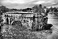 Ponto Rotto (piena del Tevere, 2008).jpg