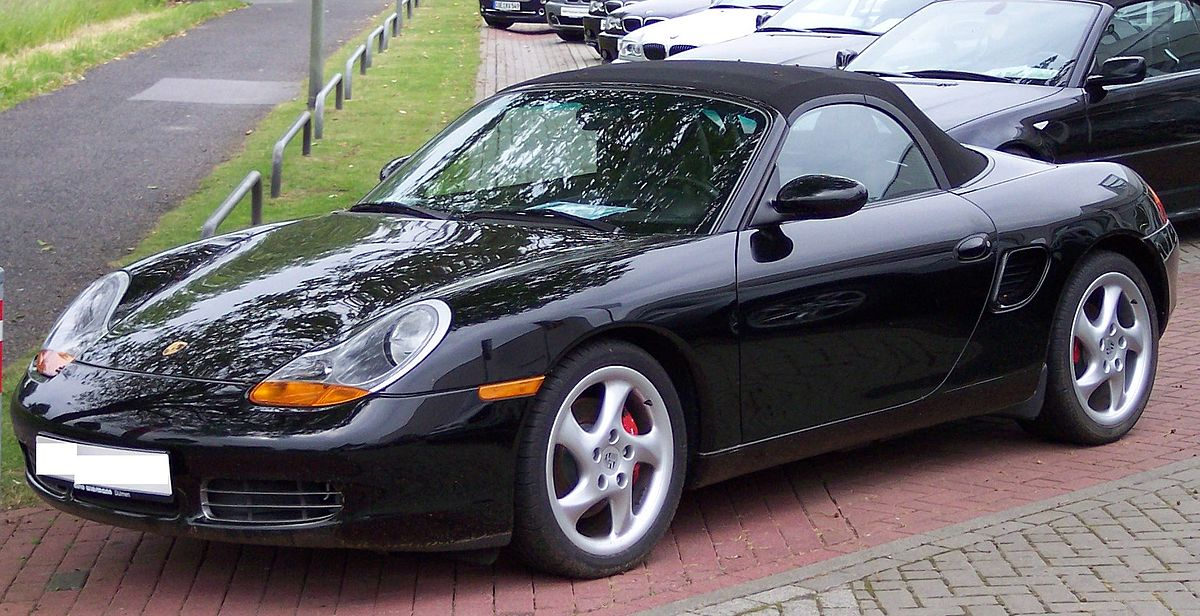 porsche 986 boxster wikipedia wolna encyklopedia. Black Bedroom Furniture Sets. Home Design Ideas