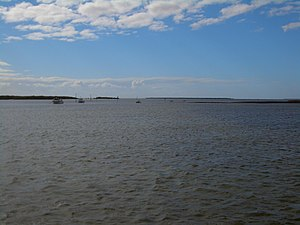 Spencer Gulf - Image: Port Broughton harbor 0693