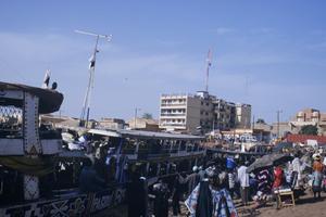 Mopti: Port de Mopti