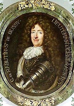 Roger de Rabutin, Comte de Bussy