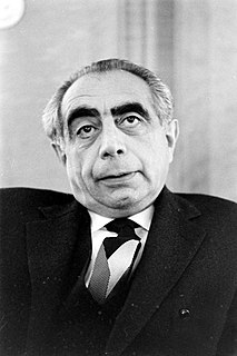 Ali Amini Prime Minister of Iran from 6 May 1961 to 19 July 1962