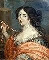 Portrait of Françoise d'Aubigné by Pierre Mignard, 1660-1673 .jpg