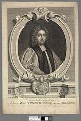 Reverendus admodum in Christo Pater Philippus Bisse Episcopus Herefordensis