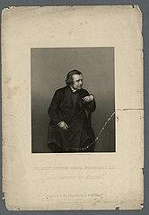 The Right Reverend Samuel Wilberforce, D.D