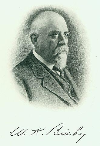 William K. Bixby - Portrait of William K. Bixby