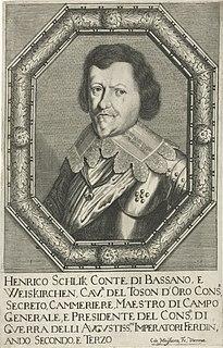 Heinrich von Schlick Austrian geheimrat