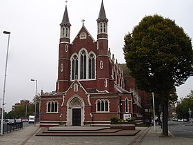Image illustrative de l'article Cathédrale Saint-Jean-l'Évangéliste de Portsmouth