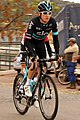 Portugal - Algarve - Moinho de Odiáxere - 2016 Volta ao Algarve - Geraint Thomas out of the saddle (25493919720).jpg